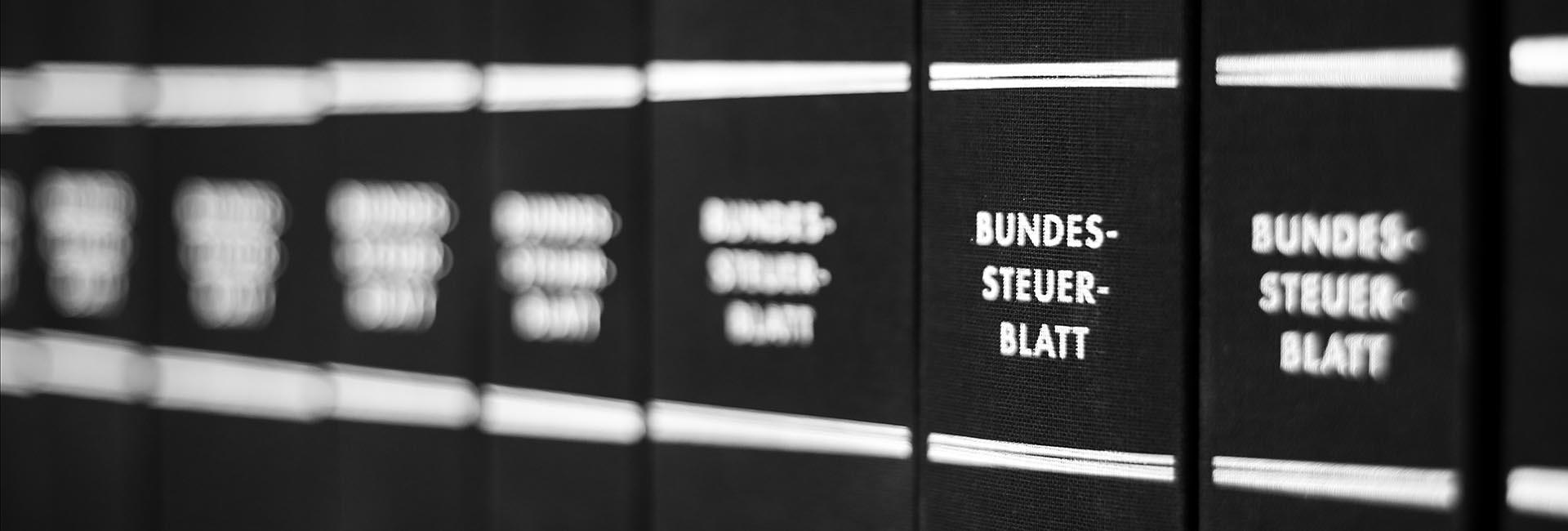 Steuerblatt